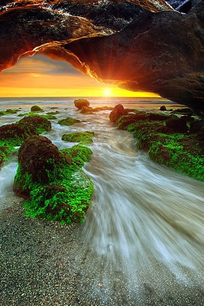 The Cave by Agoes Antara