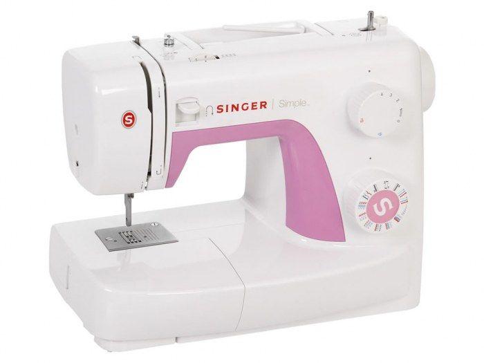 Macchina per cucire Singer Simple 3223 - Imparare a cucire è facile e divertente con le macchine per cucire SINGER® SIMPLE™ 3223, create pensando ai principianti.