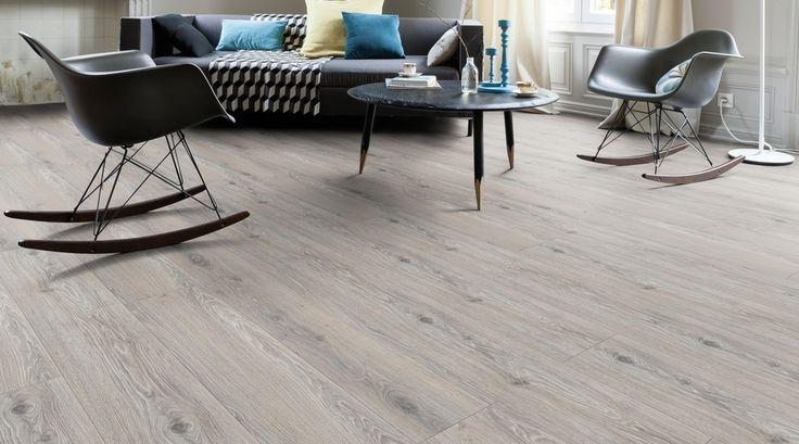 Ny generasjon laminat lange bord med 4 faset kant Robuste planker med lett børstet effekt som gir et vakkert preg