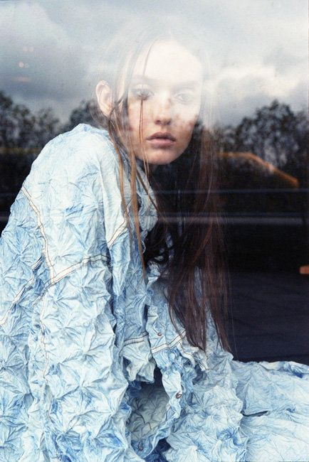 Oyster Originals: Faustine Steinmetz SS15 Shot By Benjamin Mallek | Fashion Magazine | News. Fashion. Beauty. Music. | oystermag.com