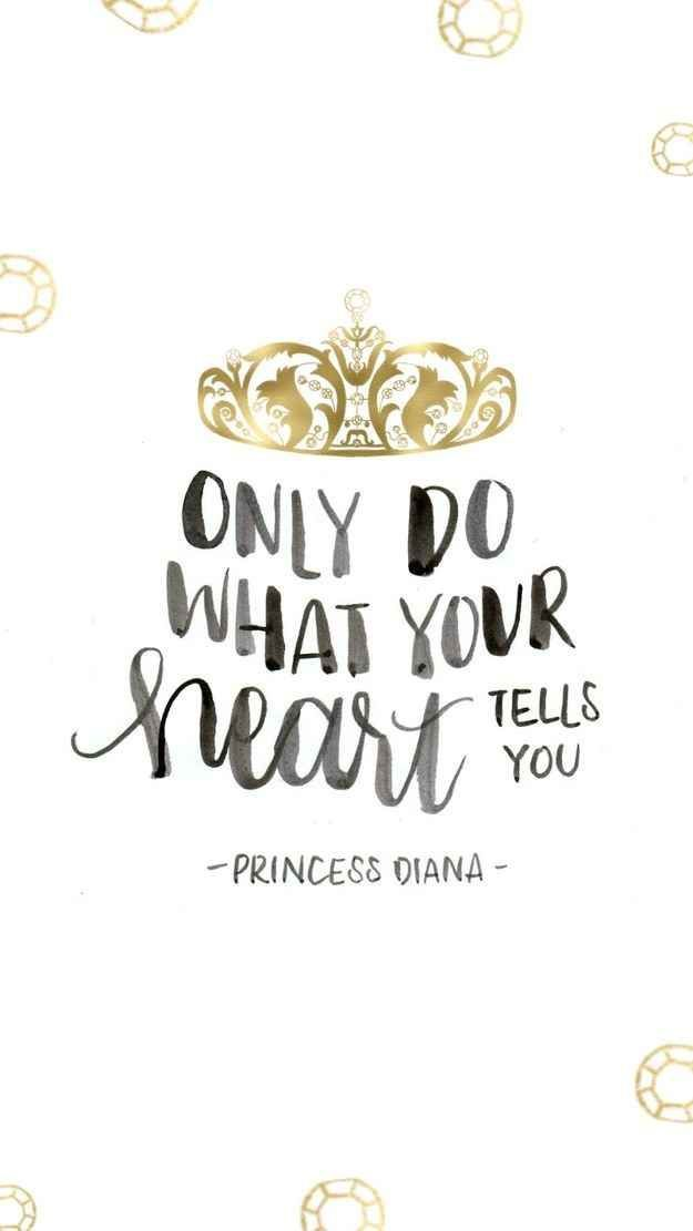 This royal quote fit for a princess like yourself | RMG | Inspirational Quotes