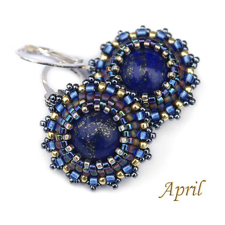 www.polandhandmade.pl  #polandhandmade, #april, #beading