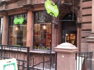 Fresh and quick, Martha's in Glasgow is a great lunchtime spot