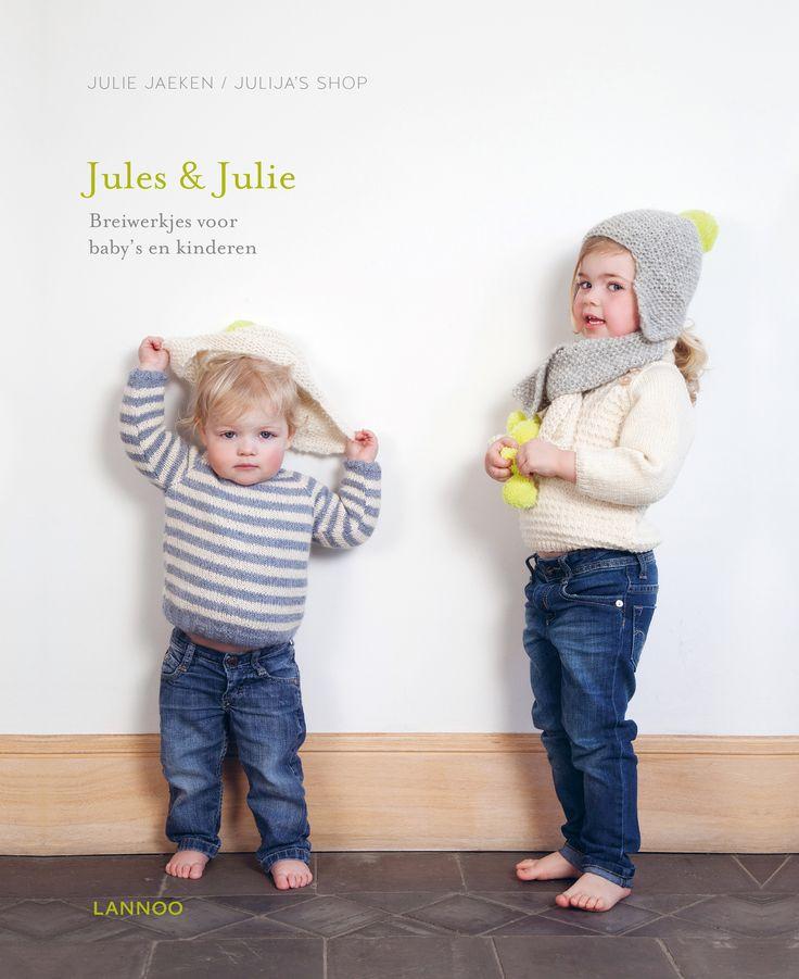 Julie Jaeken van Julija's Shop breit de mooiste modellen voor baby's en kinderen. Heel veel jonge moeders, oma's en zelfs mannen laten zich tegenwoordig verleiden om de breinaalden ter hand te nemen, zeker met de zachte garens die nu overal te verkrijgen zijn. Julie Jaeken is al jaren een grote breifanaat, en haar wol- en stoffenwinkel Julija's Shop is een begrip bij breisters, haaksters en naaisters. Voor haar eerste boek ontwierp en breide ze een dertigtal leuke, schattige truien, mutsen…