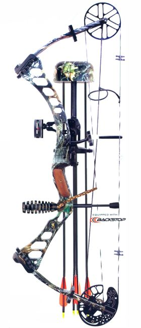Browning Illusion Compound Bow - what a gorgeous bow!