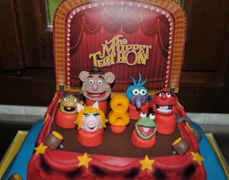 Che il Muppet Show abbia inizio...