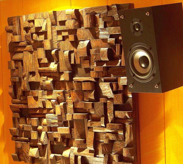 audio diffusers