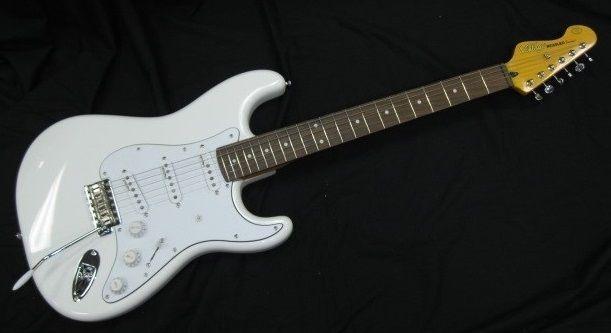 new vintage v6jmh jimi hendrix fillmore olympia white strat guitar case option guitars for. Black Bedroom Furniture Sets. Home Design Ideas