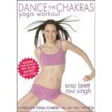 Dance the Chakras Yoga Workout - Ana Brett & Ravi Singh ***With the New MATRIX Menu Option*** (DVD)By Ana Brett and Ravi Singh