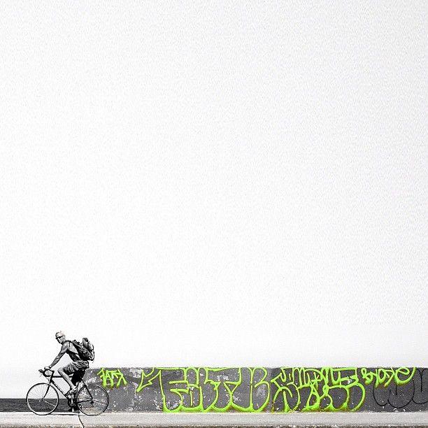 Who said I wouldn't like a bike trip along the way? 😏