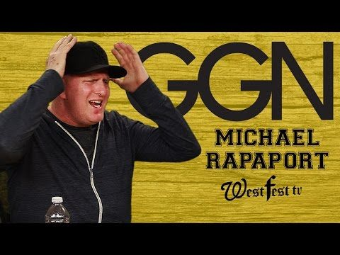 Michael Rapaport is dope! Bear(GGN Interview) (2015)