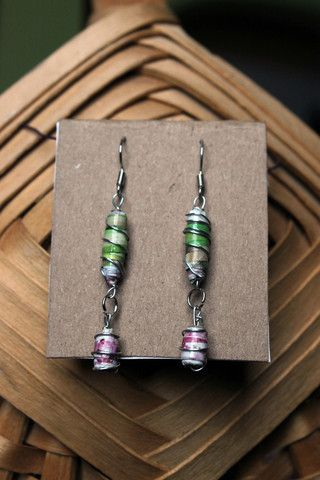 Wired for Spring Earrings