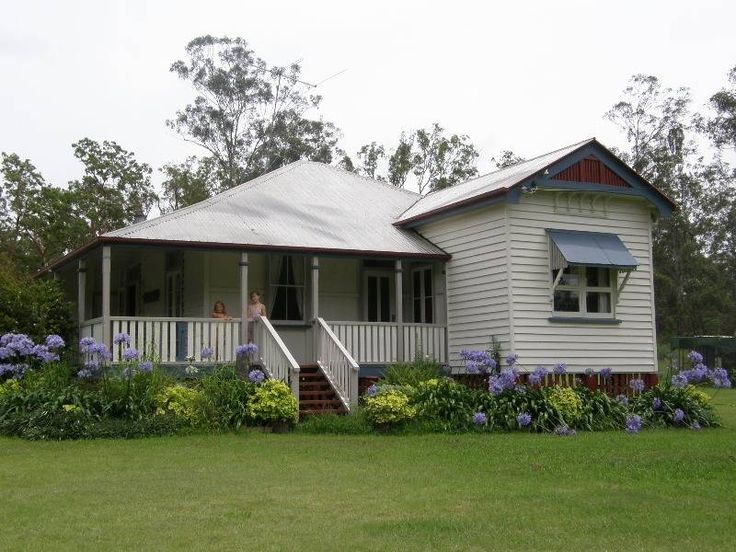 Nice queenslander house new house ideas pinterest for Queenslander home designs australia
