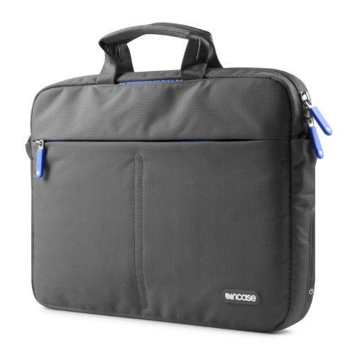 "best - Incase Sling Sleeve Deluxe for Macbook Pro 15"" with Retina Display Charcoal/cobalt Incase Designs http://www.amazon.com/dp/B00CDXRDL6/ref=cm_sw_r_pi_dp_AeyOtb1A90C5N9N0"