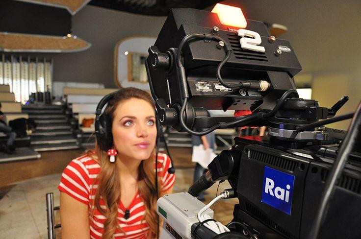 Carolina rivede la scena #raiexpo #ricetteacolori #raigulp #carolinarey #alessandrocirciello #winx #tv #cibo #ricette #gioco #bimbi