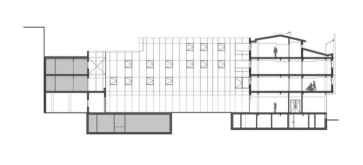 Gallery of Subacute Hospital of Mollet / Mario Corea Arquitectura - 35
