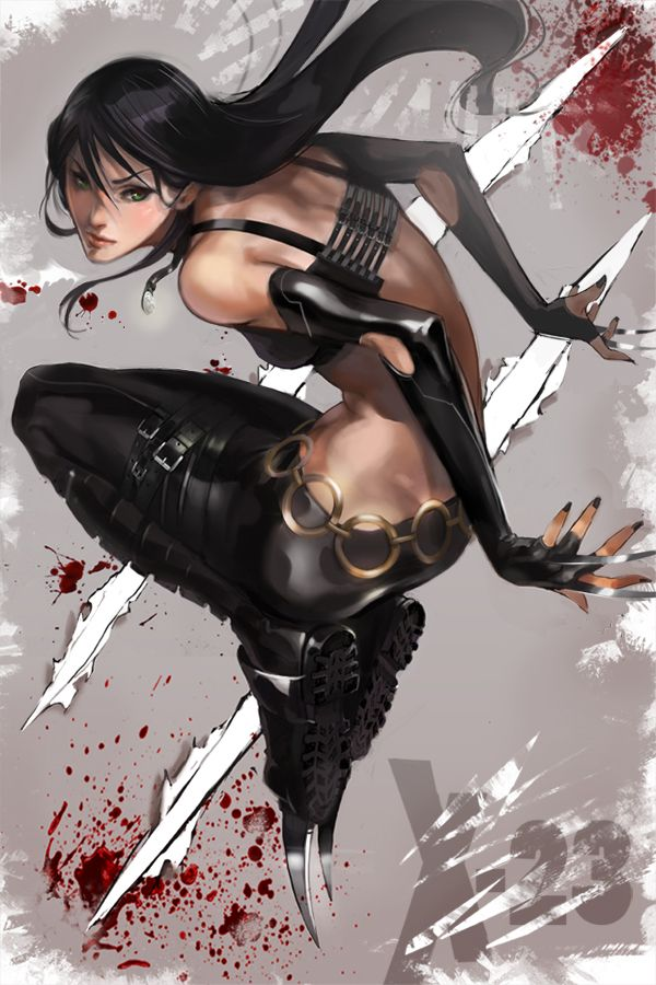 X23 by ~JimboBox on deviantART