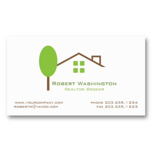 The 16 best business cards for realtors images on pinterest real real estate business card reheart Image collections