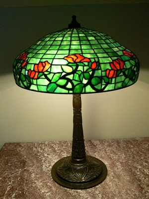 Original examples of the best lamps from the best lamp makers including tiffany studios duffner kimberly handel suess chicago mosaic and many
