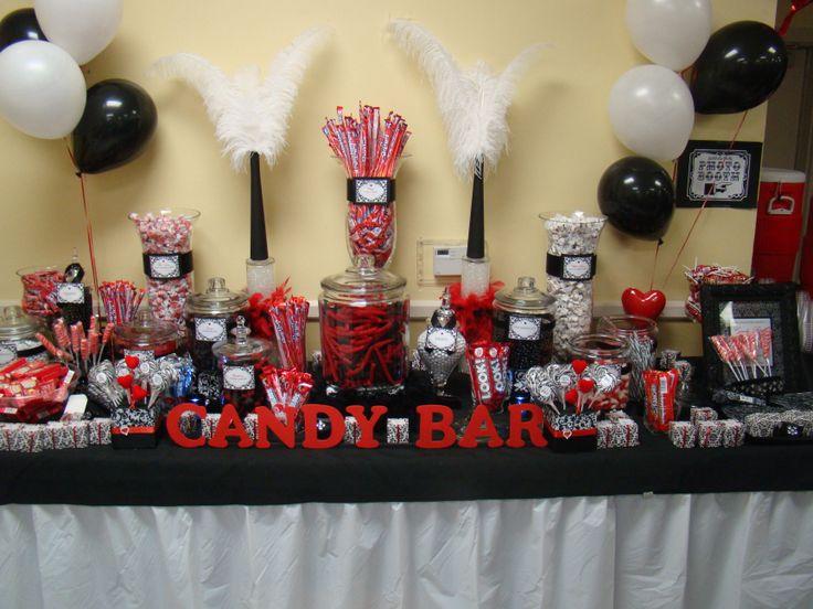 Sweet Sixteen Candy Bar Candy Bar Sweet Sixteen