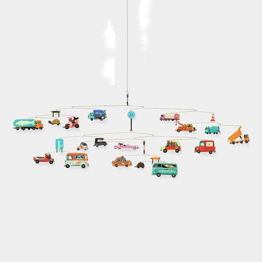 Traffic Mobile for the kiddies @momastore $40