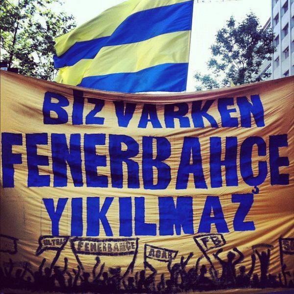 Fenerbahçe Yıkılmaz !!!