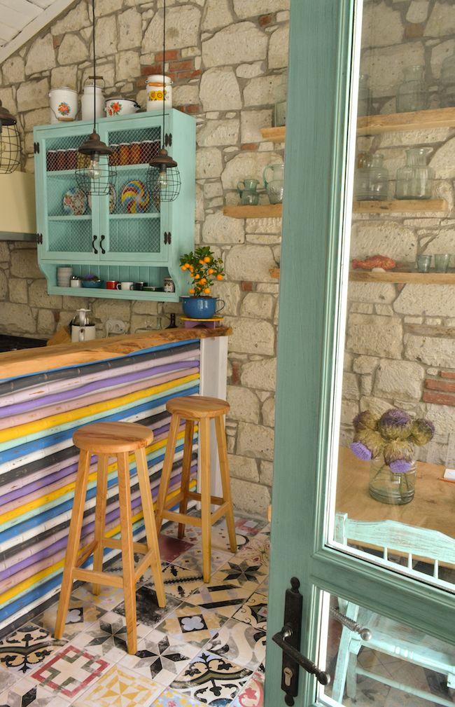 My Style My House - Dekorasyon ve Yaşam Blogu: Langaza Alaçatı ile Ege Dekorasyonu by eceuyaraktas
