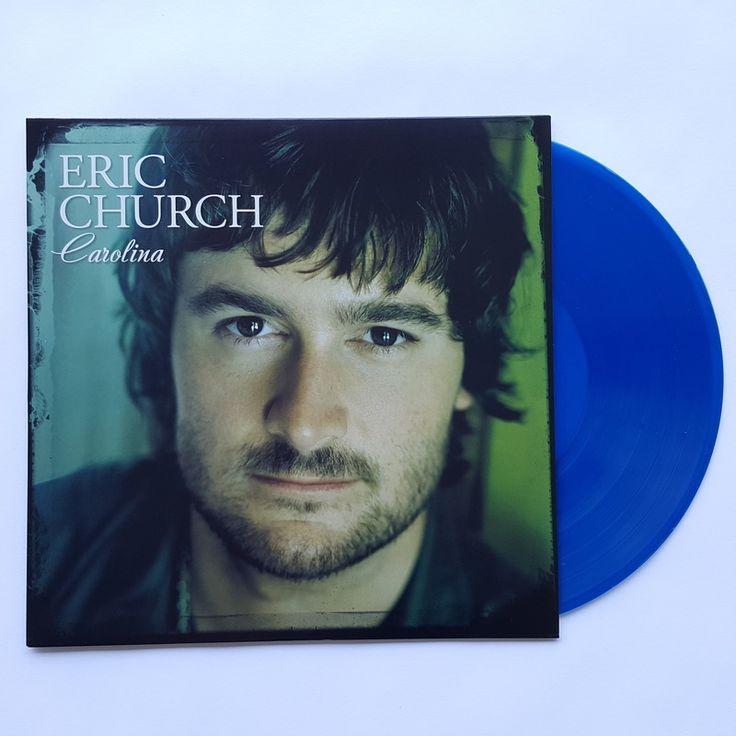 Carolina Vinyl - 3rd Pressing - Eric Church