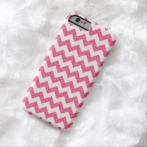 Cute iPhone 6 Case! This Pink Chevron Glitter iPhone 6 case iPhone 6 Case can be personalized or purchased as is to protect your iPhone 6 in Style!