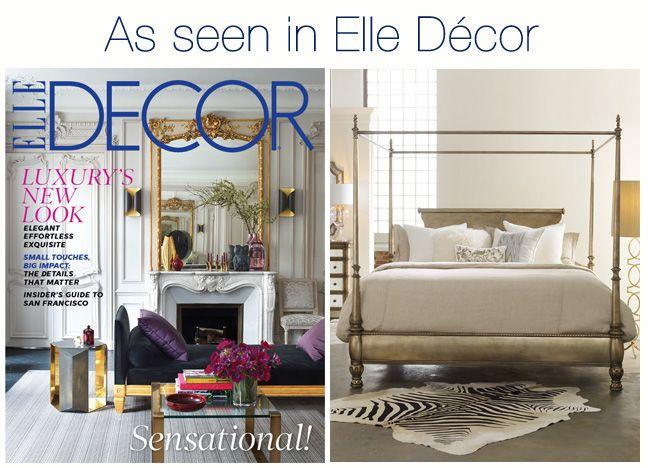 Best 25 elle decor magazine ideas on pinterest elle for Elle decor beds