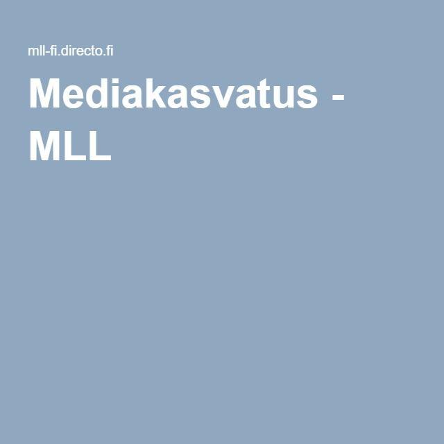 Mediakasvatus - MLL