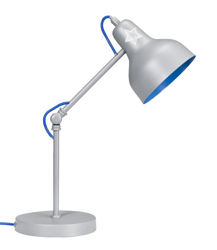 Tafellamp Ties van lief!: stoere lamp voor jongenskamer #kinderkamer
