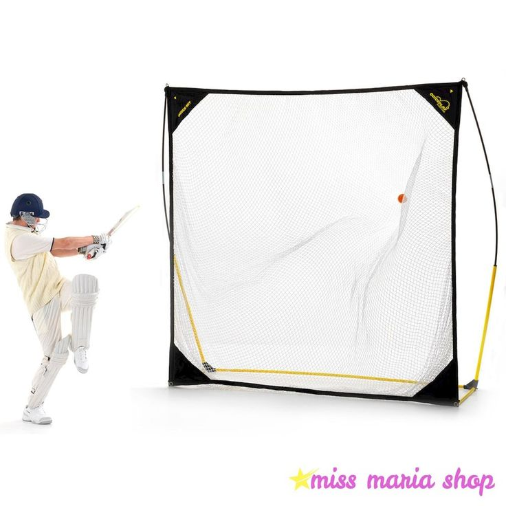 Portable Practice Net Football Tennis Cricket Golf 8ft Lightweight Sport Outdoor