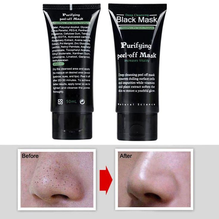Mee-eter Verwijderen Gezicht Maskers Diepe Reiniging Zuiverende Schil Zwart Nud Facail Gezicht zwart Masker Voor Dropshipping