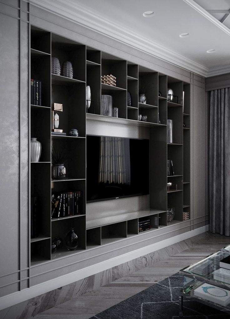 Best 25+ Living room wall units ideas on Pinterest | Built ...