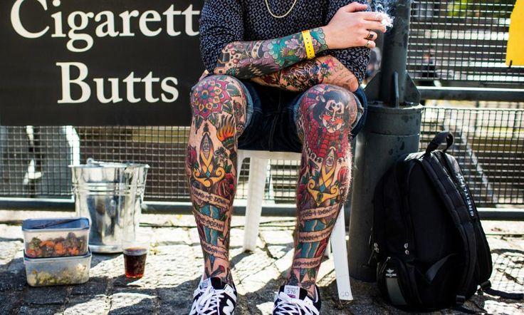 London tattoo convention - a visual tour | Fashion | The Guardian
