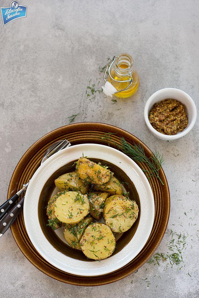 Swedish Potato Salad/Szwedzka sałatka ziemniaczana