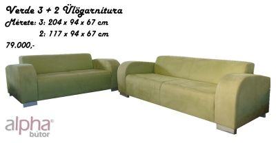 harrier kanapé