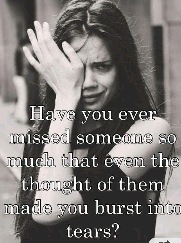 Missed someone