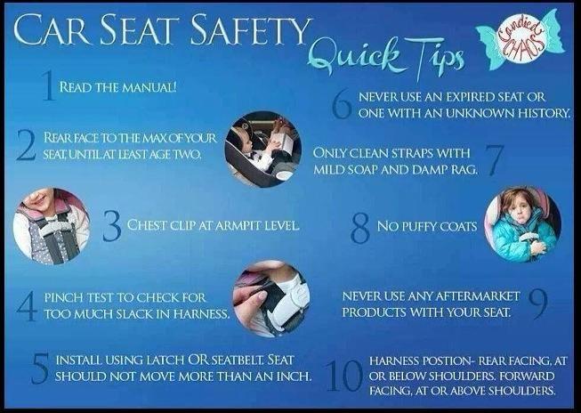 carseat safety basic facts im a car seat stiffler i can