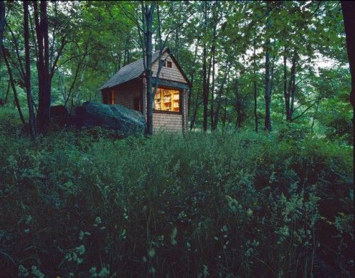 Michael Pollan's Writing House
