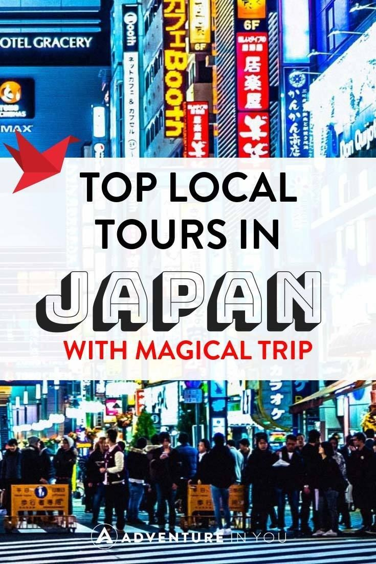 Top Local Tours in Japan with Magical Trip | Japan with
