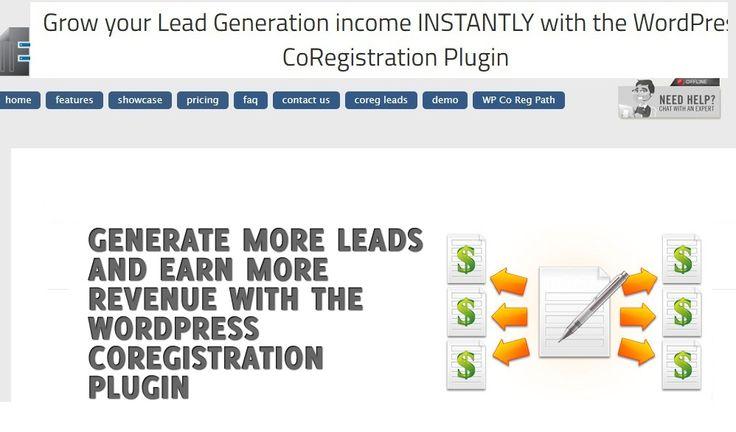 co-registration marketing lead generation
