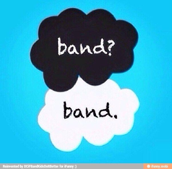 Band?  Band. YESSS