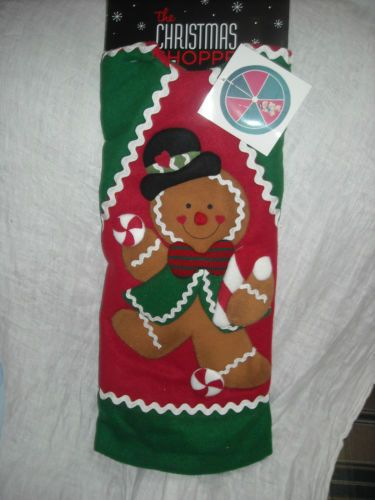 Gingerbread Man Tree Skirt 96