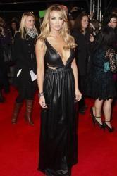 Lauren Pope: Get the Leather Dress Look