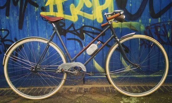 FeelGood Market online:Fraai Staal Stokvis damesracer