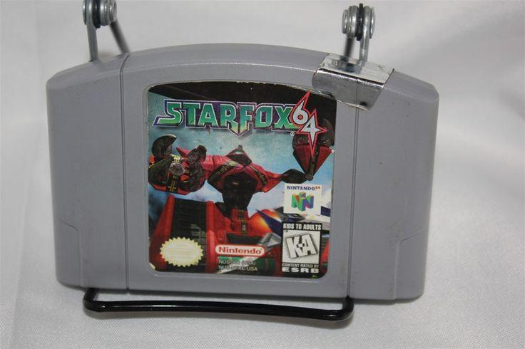 Star Fox 64 N64 Nintendo 64 Starfox Free Shipping Classic Retro