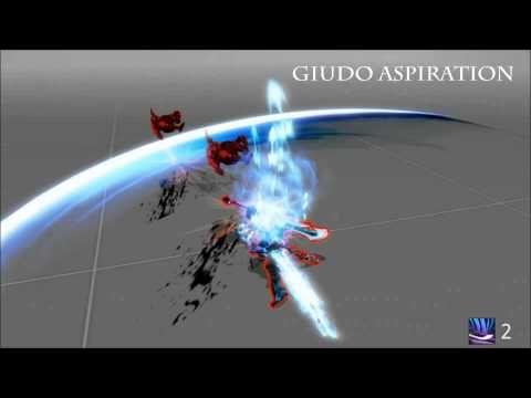 Kritika Online - Demon Blade Skill - YouTube