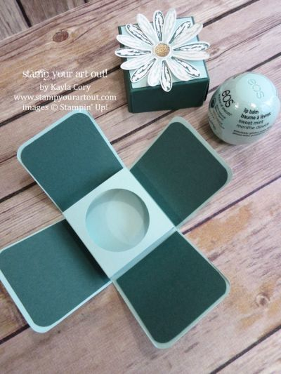 EOS Lip Balm Daisy Gift Box